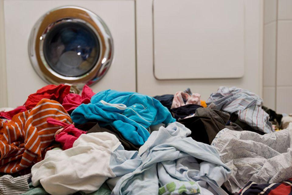 Redewendung: Schmutzige Wäsche waschen
