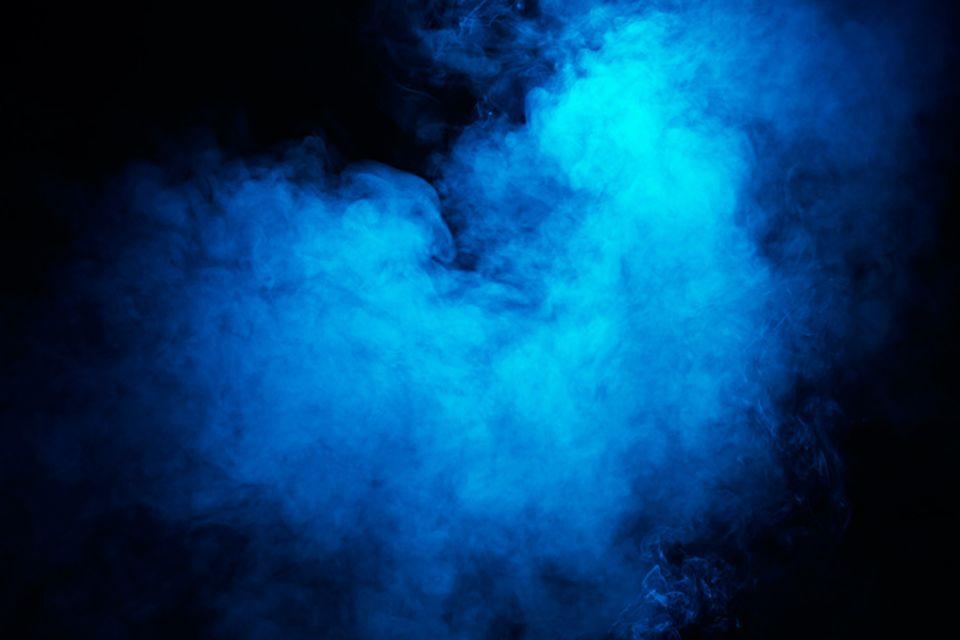 Redewendung: Jemandem blauen Dunst vormachen