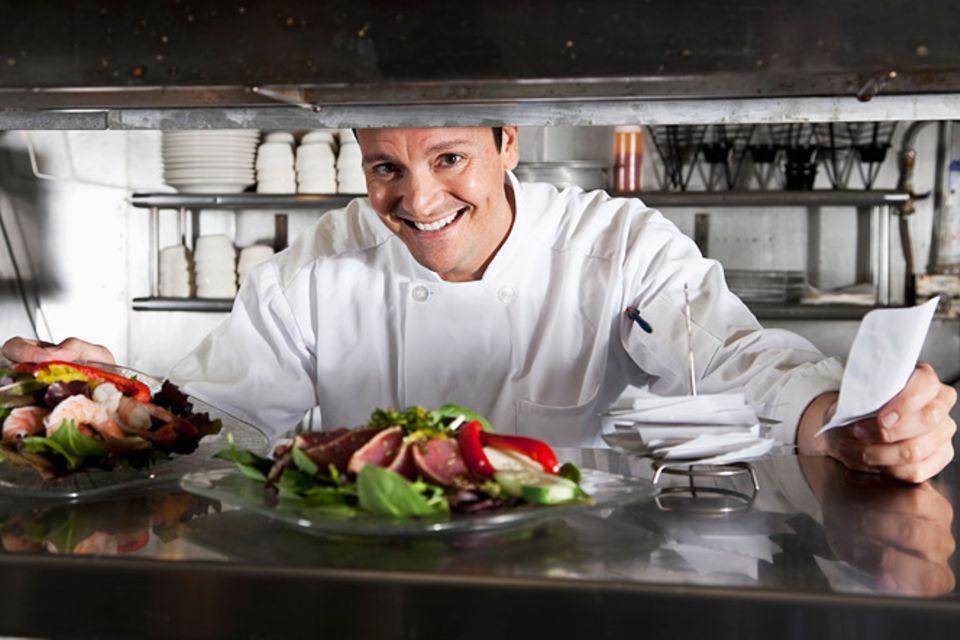 Redewendung: Schmalhans ist Küchenmeister