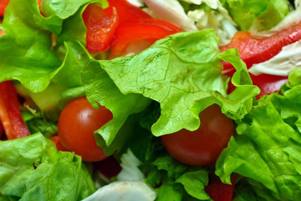 Redewendung: Da haben wir den Salat