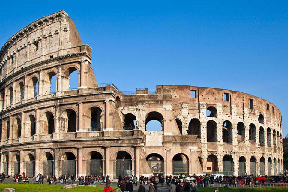 Redewendung: Rom wurde nicht an einem Tag erbaut