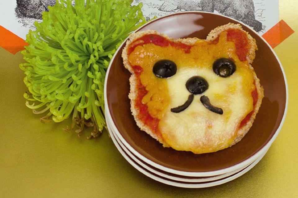 Rezept: Pizzabären