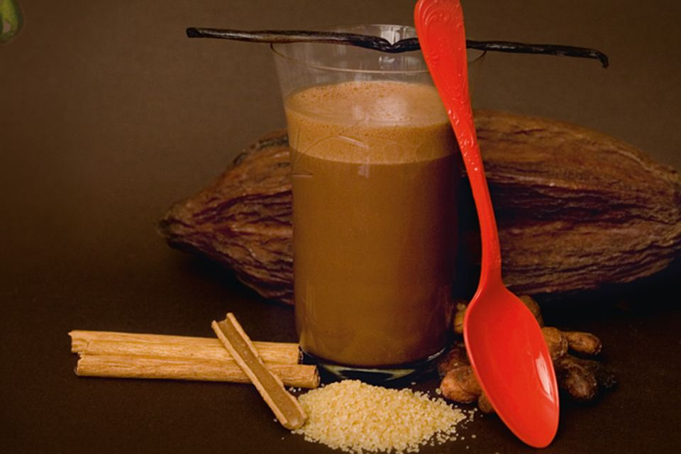 Rezept: Schaumschläger Schokolade