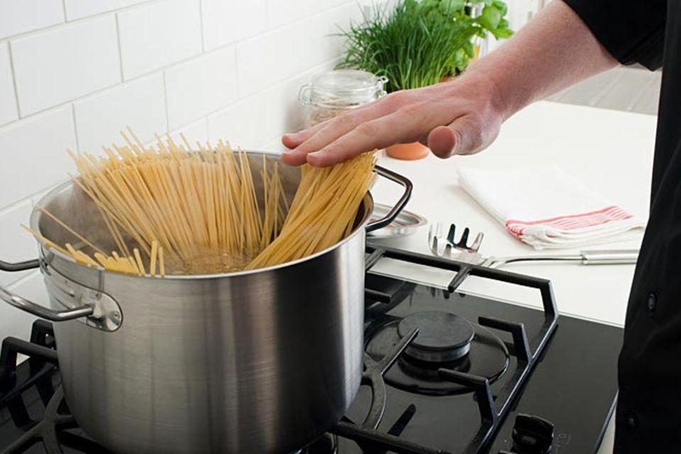 Nudeln kochen: Nudeln kochen wie ein Profi