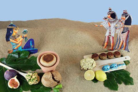 Kochen: Rezepte aus dem alten Ägypten