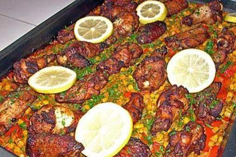 Rezept: Hähnchen aus dem Ofen