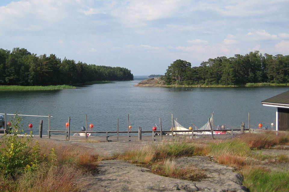 Finnland: Forschungsstation Tvärminne