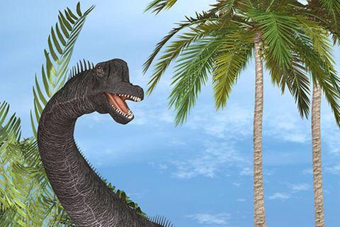 Tierlexikon: Brachiosaurus