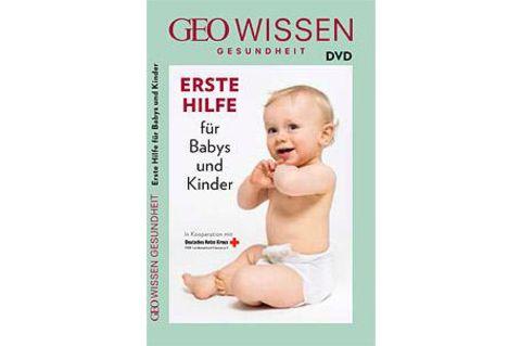 DVD: Erste Hilfe für Babys und Kinder