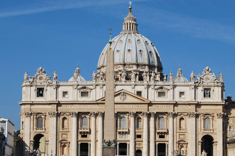 Redewendung: Viele Wege führen nach Rom