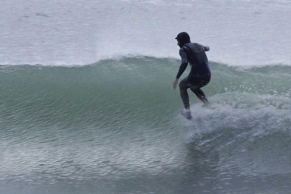 surfen ohne brett