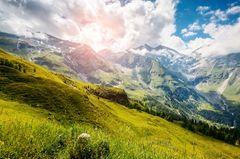 Alpe Adria Trail, Großglockner