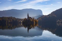 Bleder See, Slowenien