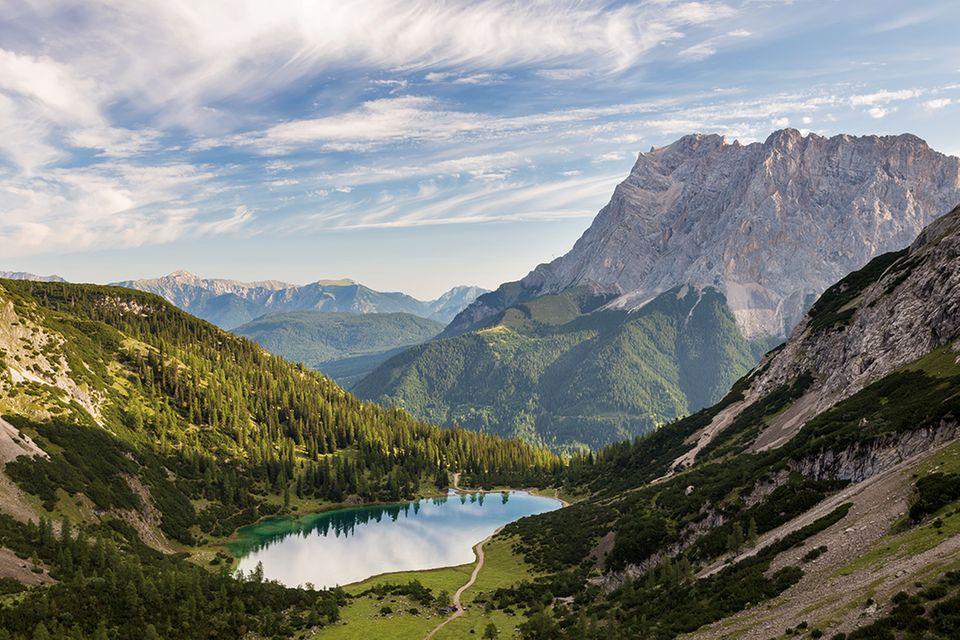 Seebensee, Österreich