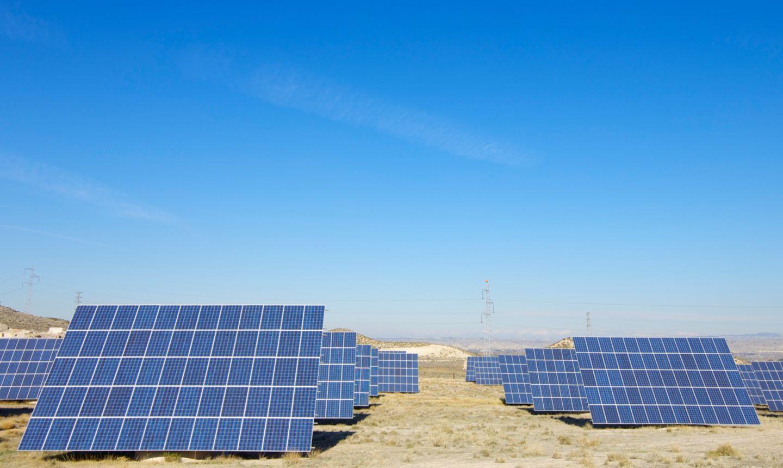 Solarenergie: Solarpanels