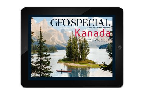GEO Special App: Kanada