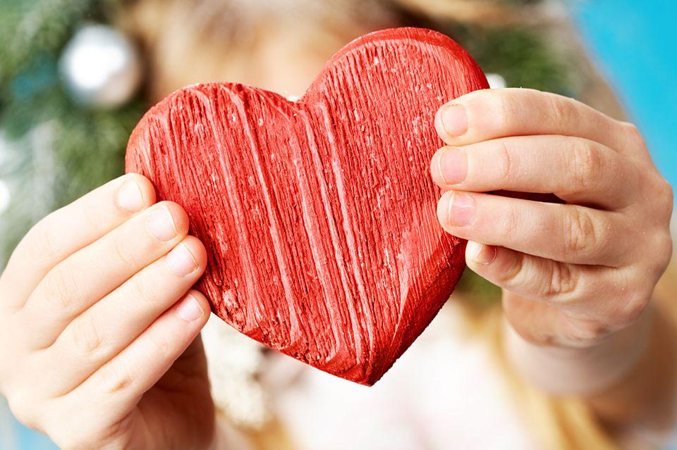 Redewendung: Hand aufs Herz