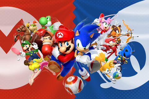 Spieletest: Begleitet Mario und Sonic zu den Olympischen Spielen 2016 nach Rio de Janeiro!