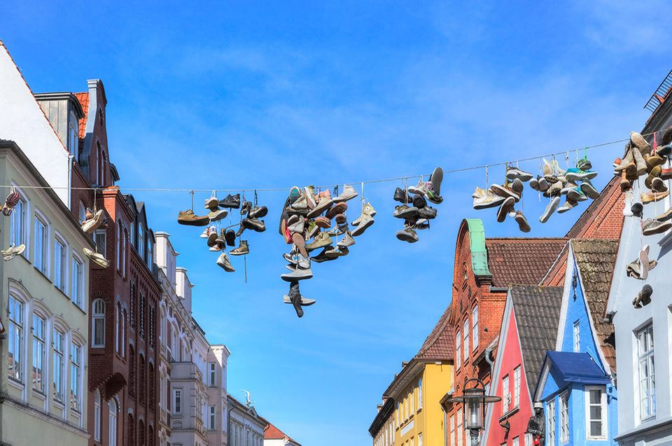 Flensburg, Schuhe