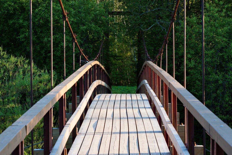 Redewendung: Eselsbrücke