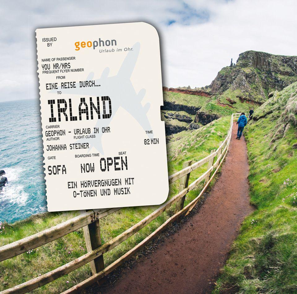 Reisehörbuch Irland