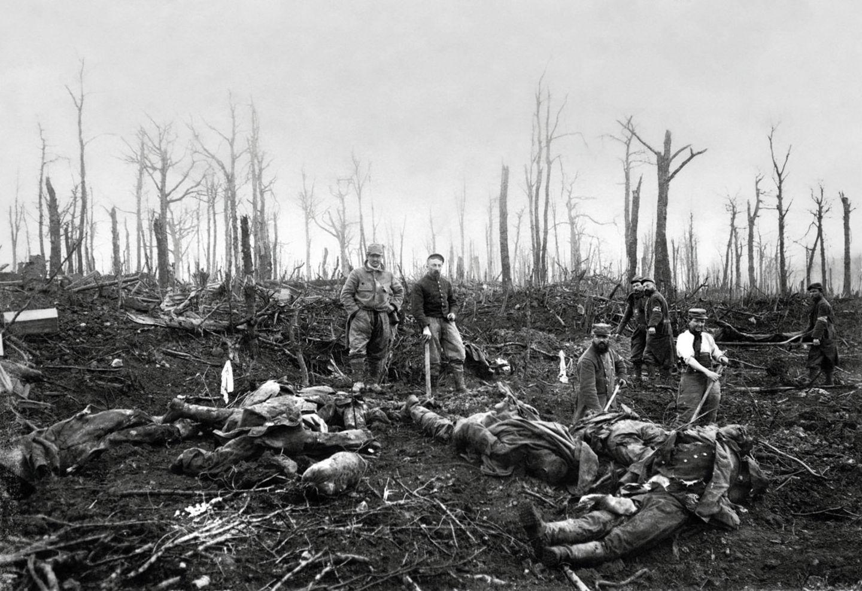 Preußen: Bildstrecke: Preußen im Ersten Weltkrieg