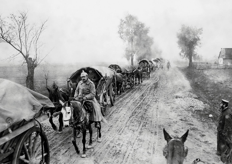 Preußen: Bildstrecke: Preußen im Ersten Weltkrieg - Bild 3