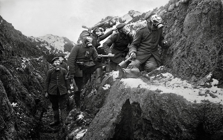 Preußen: Bildstrecke: Preußen im Ersten Weltkrieg - Bild 6