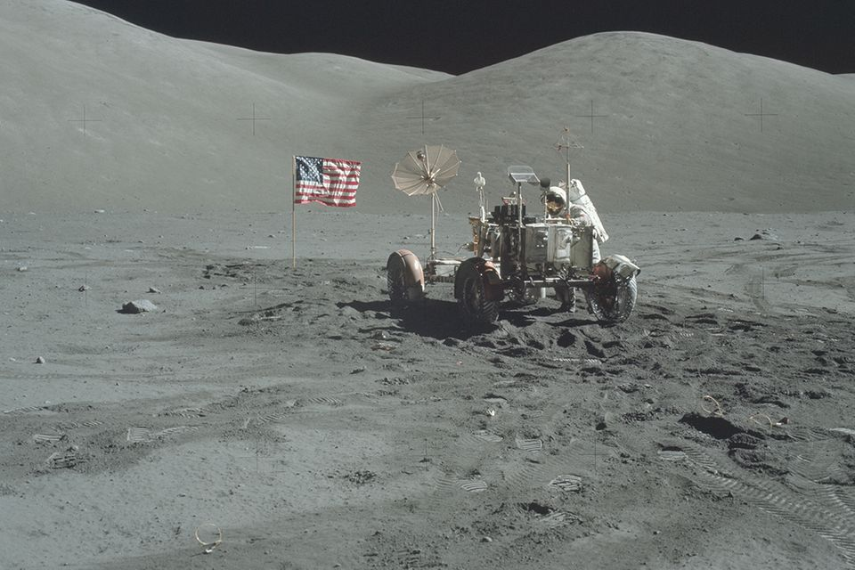 Geologie: Der Mond bringt die Erde zum Beben