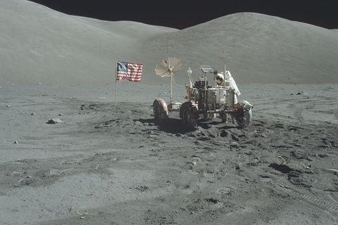 Mondlandung: Das Apollo-Programm