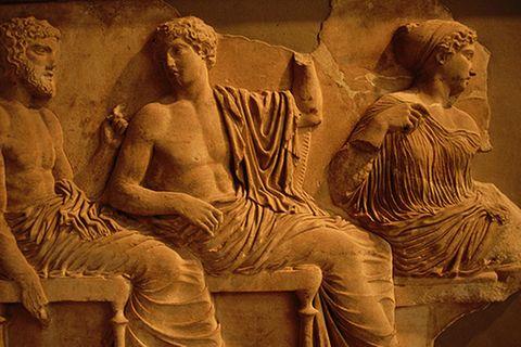 Malwettbewerb: Entwerft eure Azteken-Götter