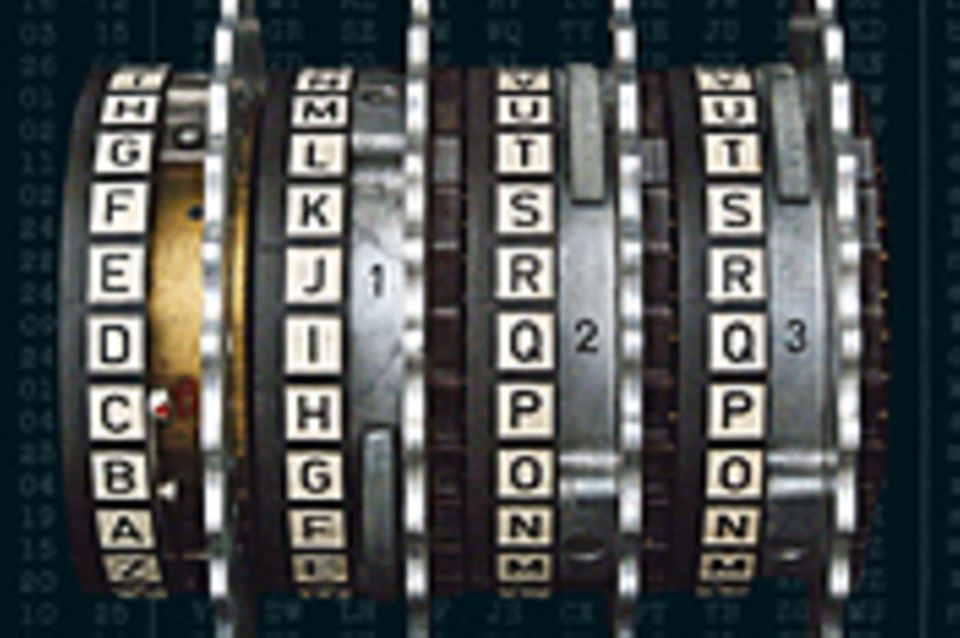 Zweiter Weltkrieg: Operation Enigma - der stille Kampf der Codebrecher