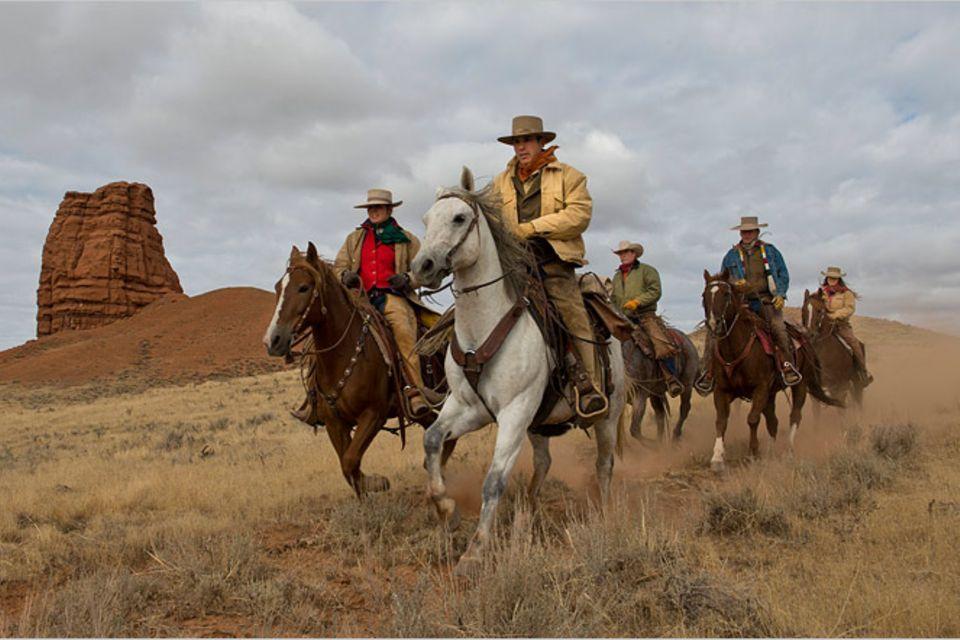 Der wilde Westen: Wie William Cody zu Buffalo Bill wurde