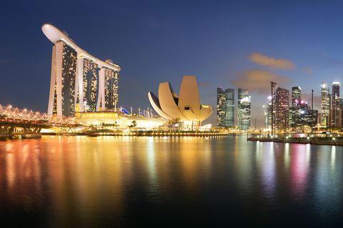 Singapur: Eine Reise in die Löwenstadt