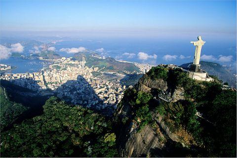 Rio de Janeiro: Kunstprojekt Favela