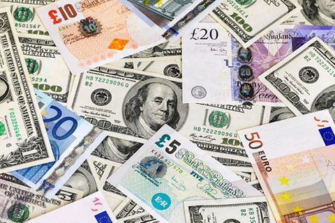 Kultur: Geldnamen rund um die Welt