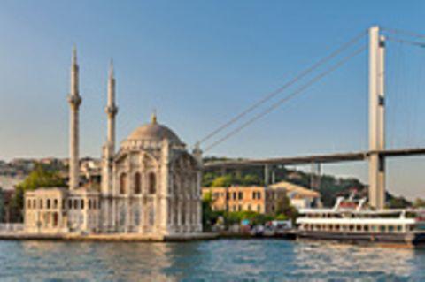 Traumziel der Woche: Istanbul: Goldene Stadt am Bosporus