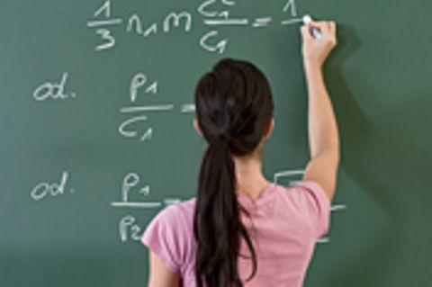 Mathematik: Bis hierher und nicht weiter