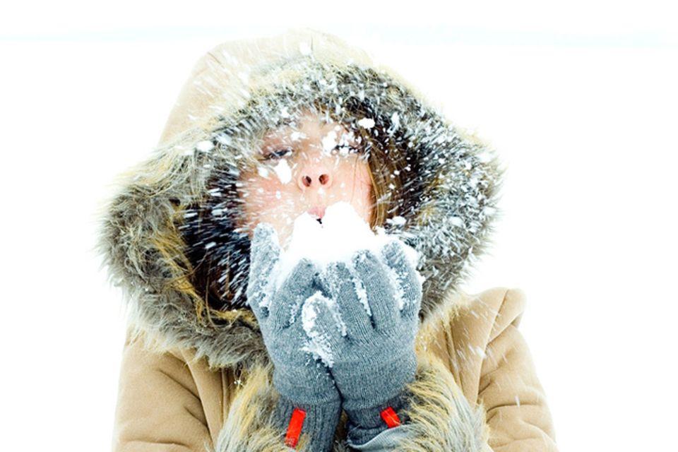 Jahreszeiten: Winter