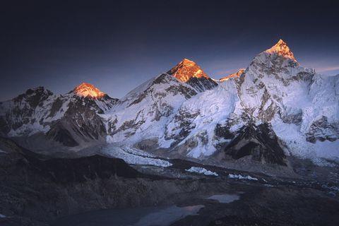 Redewendung: Berge versetzen