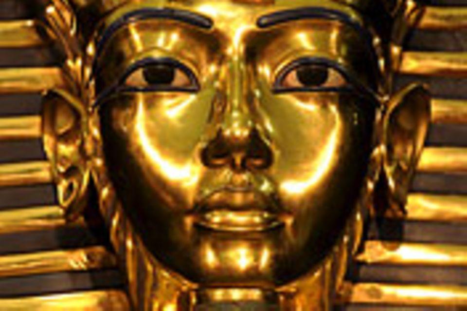 Grab des Tutanchamun: Wie der Fund im Tal der Könige einen Fotopionier zur Legende machte