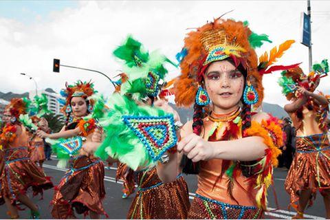 Feiertage: Fasching, Fasnacht und Karneval weltweit