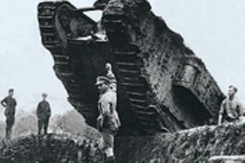 Aus dem Ersten Weltkrieg: Paar findet hundert Jahre alte Brieftauben-Nachricht