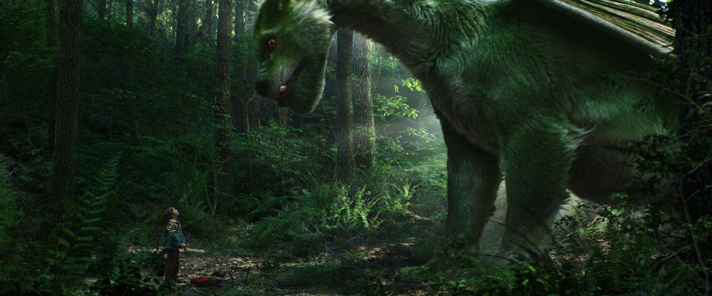 Filmtipp: Pete und sein Drache Elliot leben gemeinsam in den Tiefen der Wälder