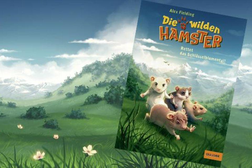 Buchtipp: Die wilden Hamster: Rettet das Schlüsselblumental!