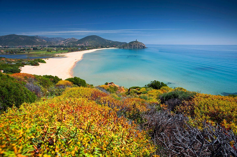 Chia, Sardinien