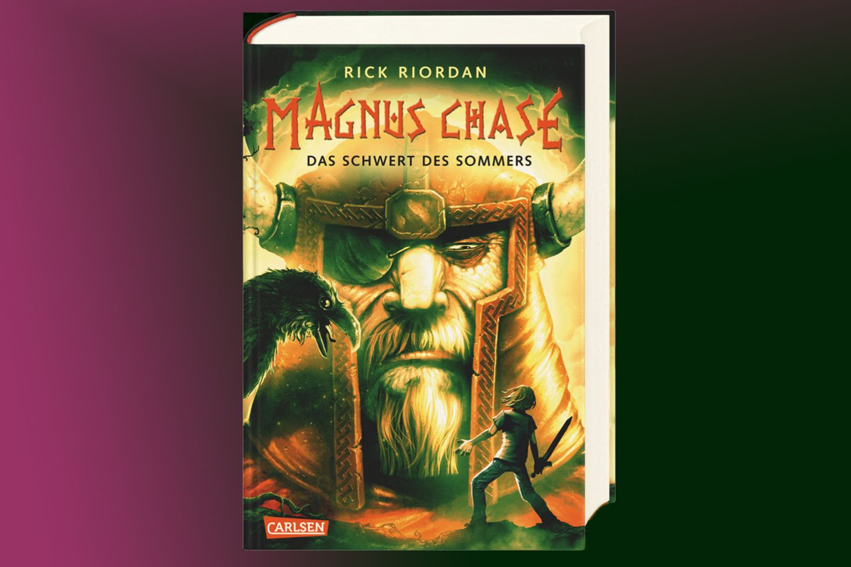 Buchtipp: Magnus Chase