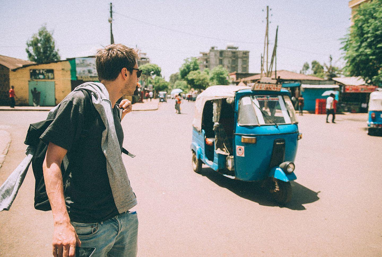 Clueso in Äthiopien