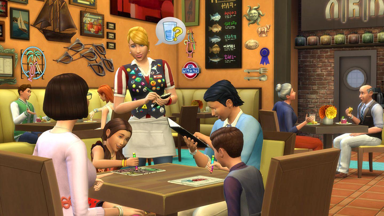 Sims 4 Gaumenfreuden