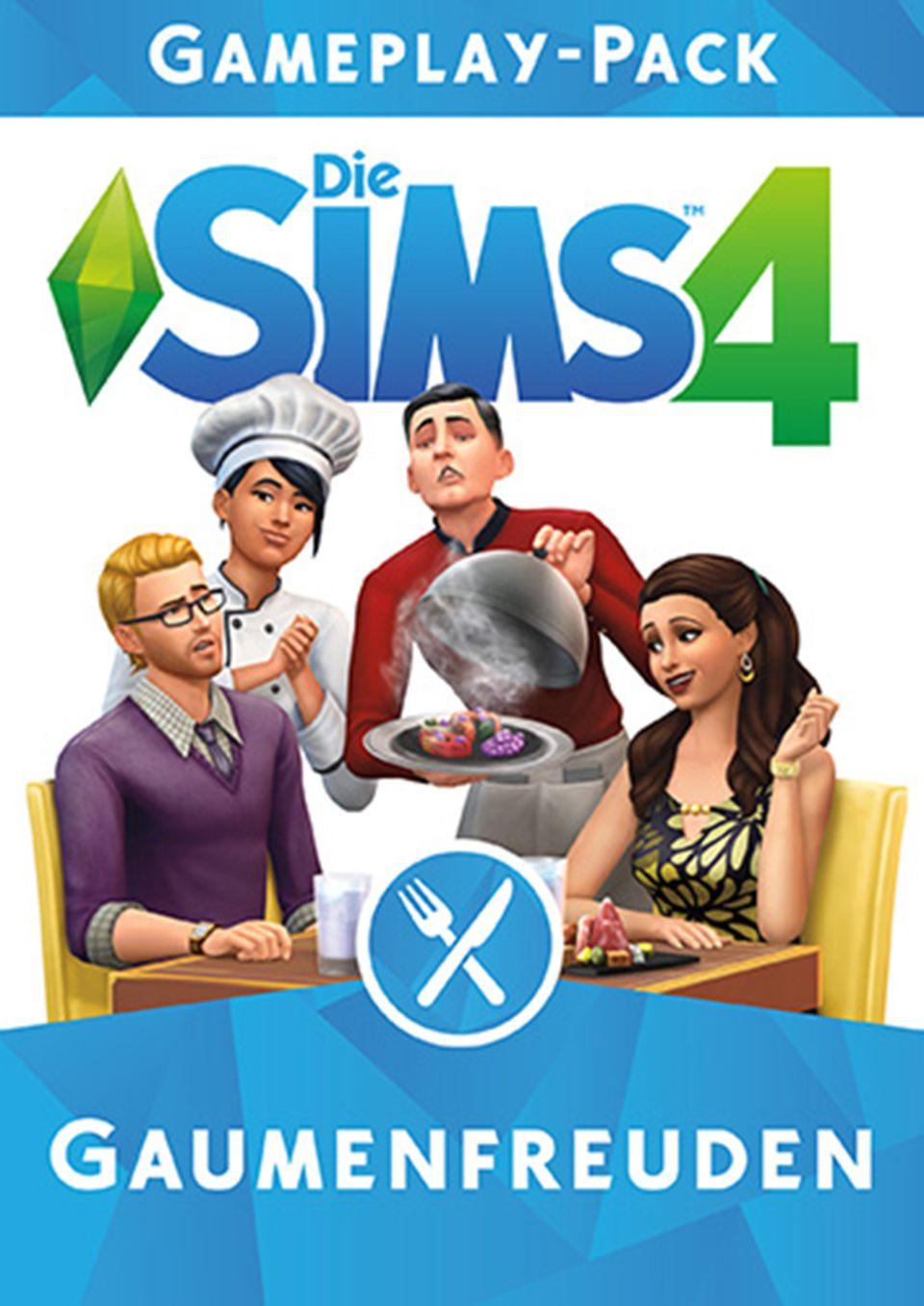 Spieletest: Die Sims 4 - Gaumenfreuden